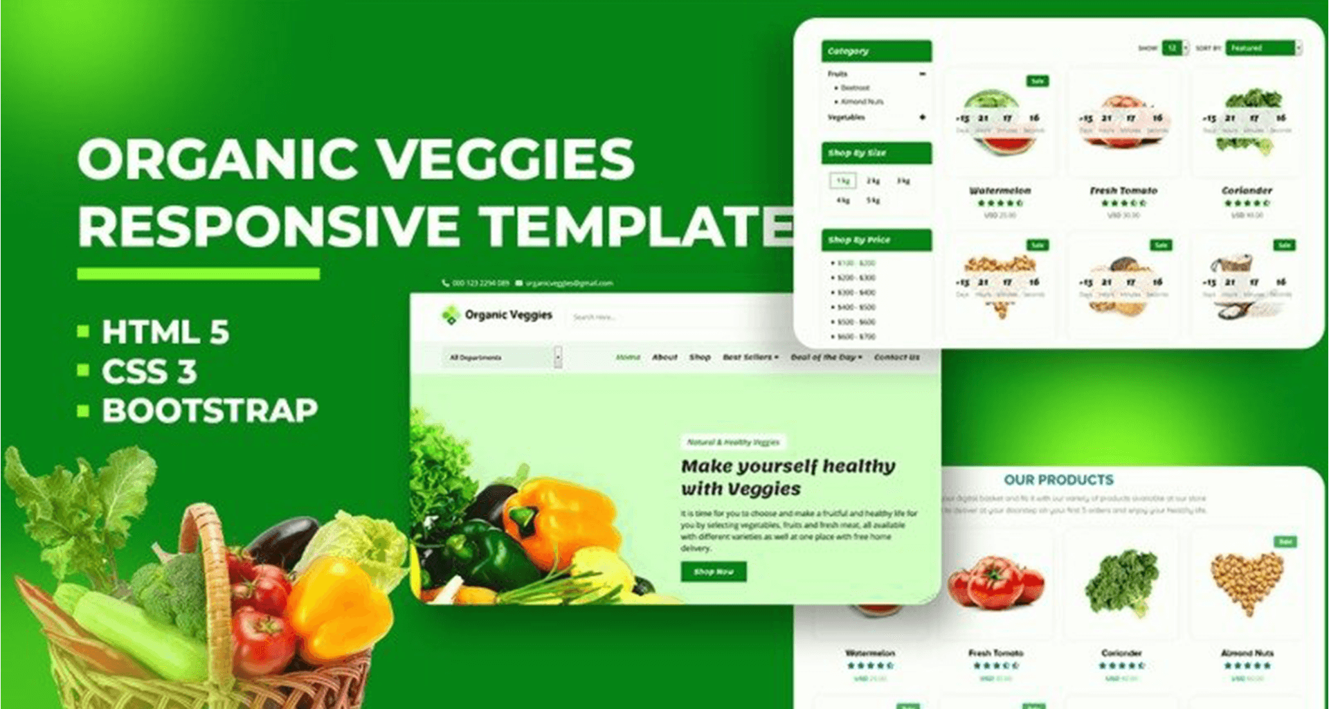 Grocery Store Web Our Screen Images